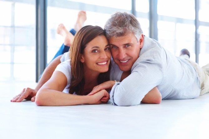Dragostea ține cont de vârstă ?